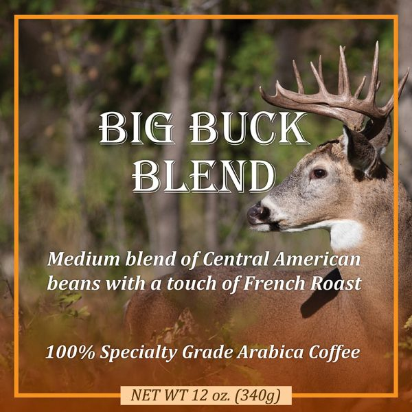 Big Buck Blend Coffee