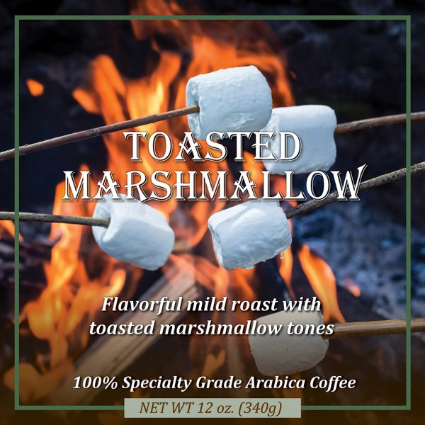 Toasted Marshmallow Flavored Coffee