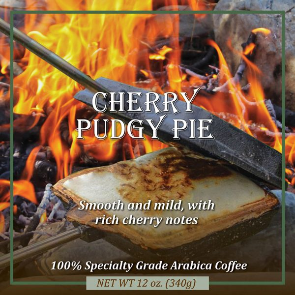 Cherry Pudgy Pie Flavored Coffee
