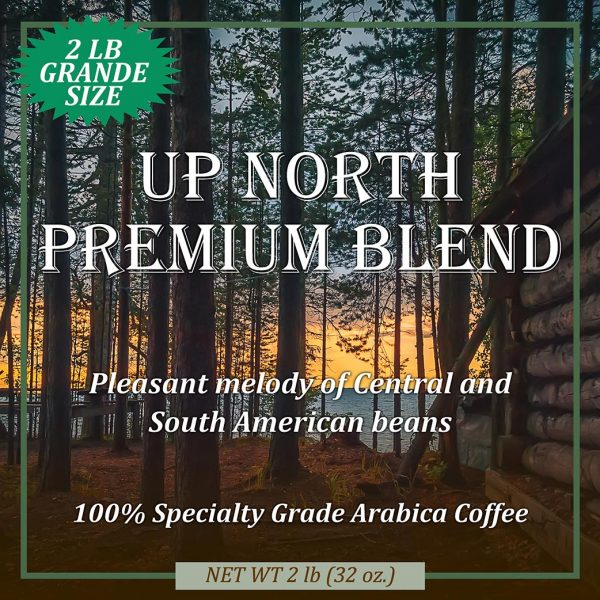 Up North Premium Blend Coffee