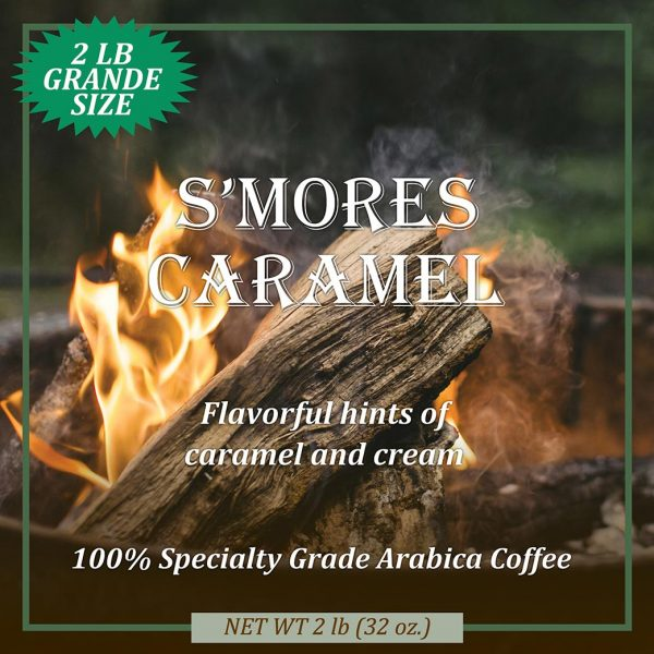 Smores Caramel Coffee