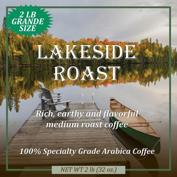 Lakeside Roast Grande Coffee