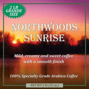 Northwoods Sunrise Grande Size