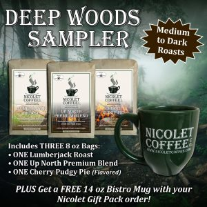 Deep Woods Sampler w/ Mug