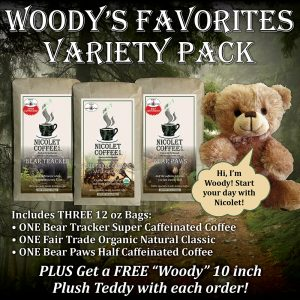 Woody's Favorites Variety Pack