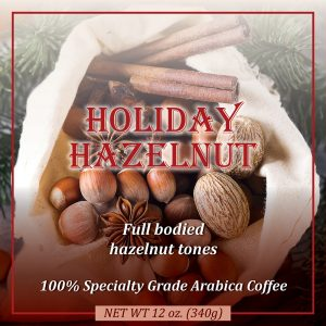 Holiday Hazelnut