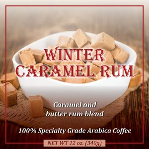 Winter Caramel Rum