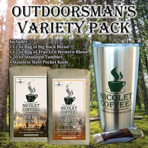 Outdoorsman Variety Pack